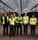 Visite de l'entreprise Altriom spécialisée dans le traitement innovant des déchets