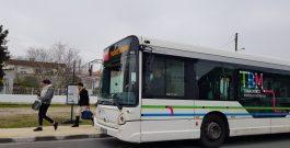 Nouvel itinéraire de la ligne 20: 200 voyageurs empruntent le bus chaque jour place Peylanne