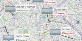Stationnement sécurisé des vélos: 6 places sont encore disponibles dans les Vélobox Talençais